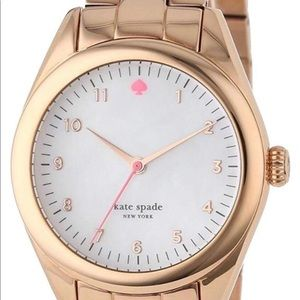 KATE SPADE ROSE GOLD SEAPORT WATCH